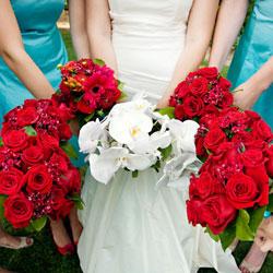 wedding flowers MA